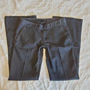 EXPRESS Dark Wash Soft Denim Pants